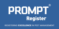 Prompt Register Logo